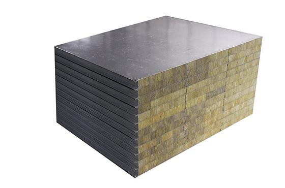 机制不锈钢岩棉板